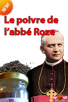 Abbot ROZE's pepper